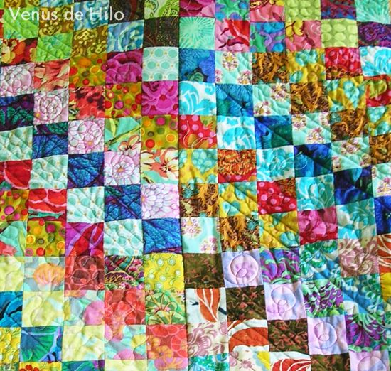 quilt as you go without sashing tutorial