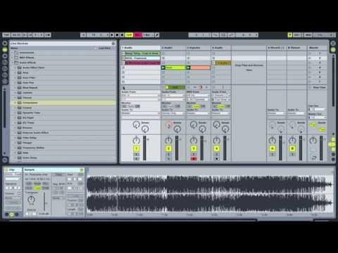 ableton live 9 basic tutorial