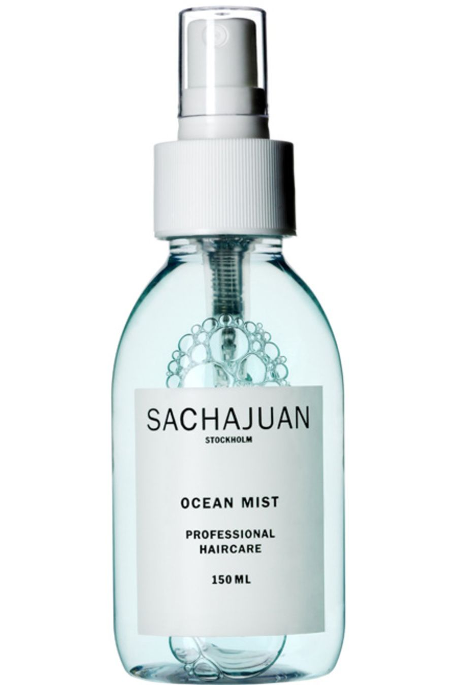 sachajuan ocean mist tutorial