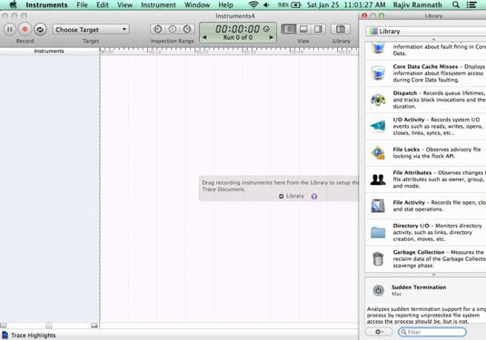 xcode drag and drop tutorial