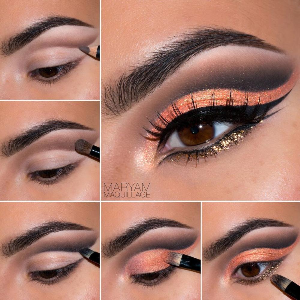 easy cut crease tutorial