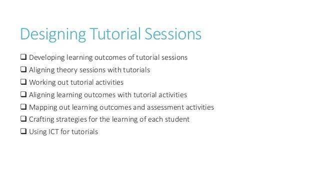 what is tutorial method of teaching