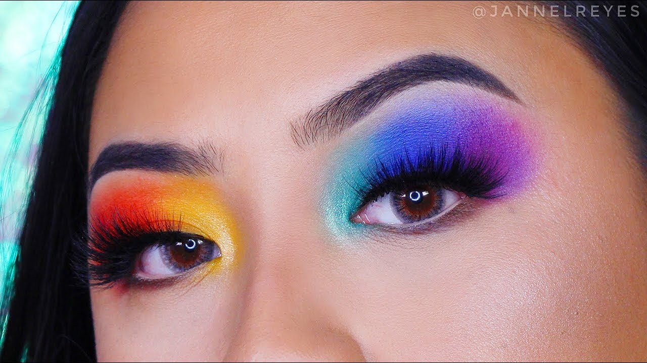 la colors eyeshadow tutorial