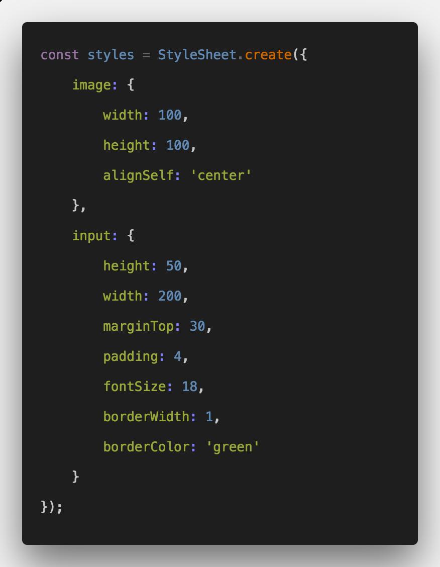 react login form tutorial