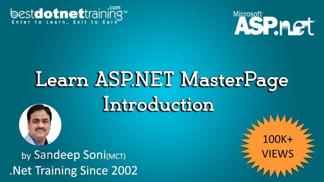 asp net web application tutorial