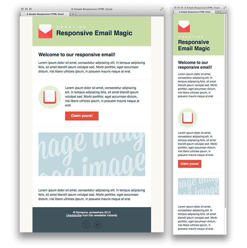 responsive email design tutorial