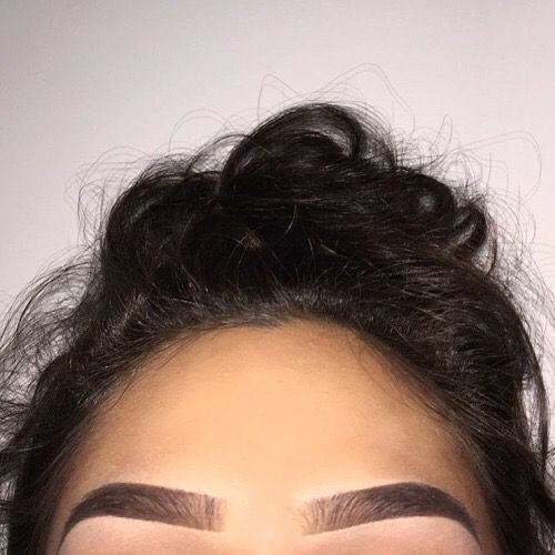 tutorial eyebrows on fleek
