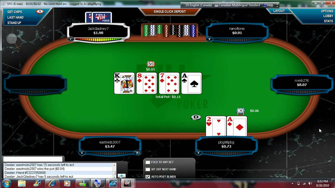 poker tutorial for beginners