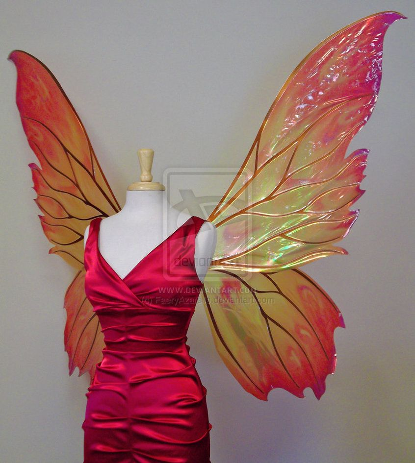 cosplay fairy wings tutorial