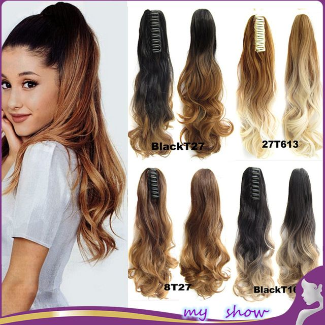 ariana grande hair tutorial without extensions
