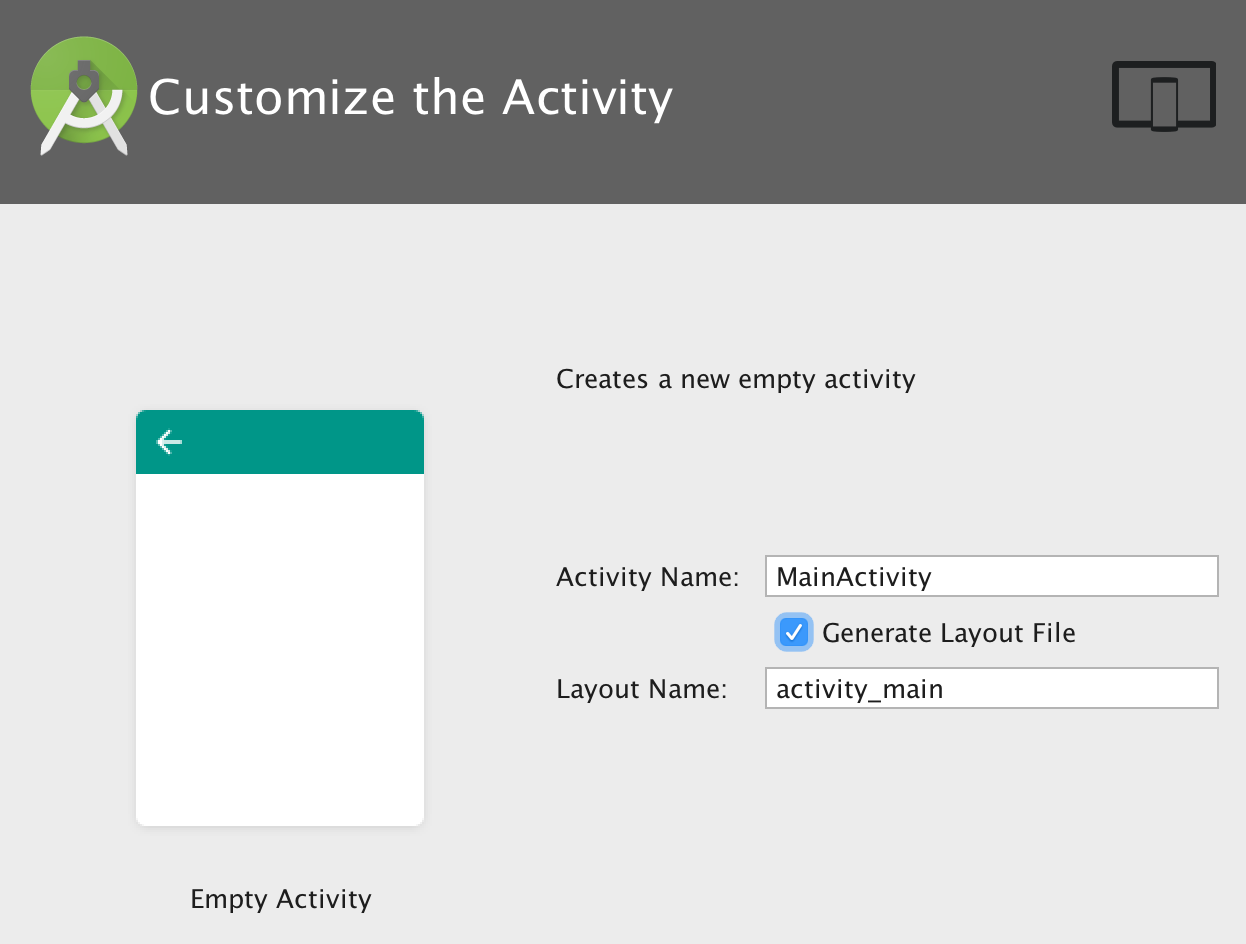 android studio settings activity tutorial