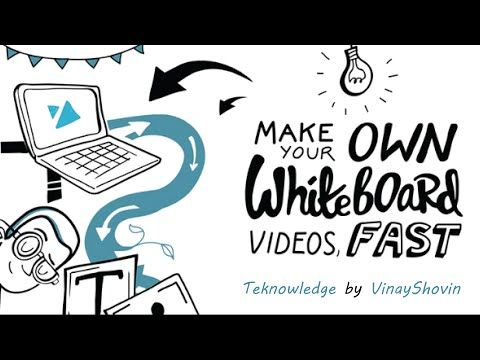 stop motion whiteboard tutorial