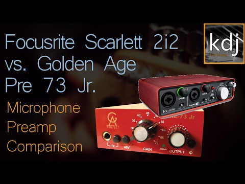 focusrite scarlett 2i2 tutorial
