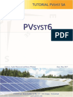 pvsyst software tutorial pdf