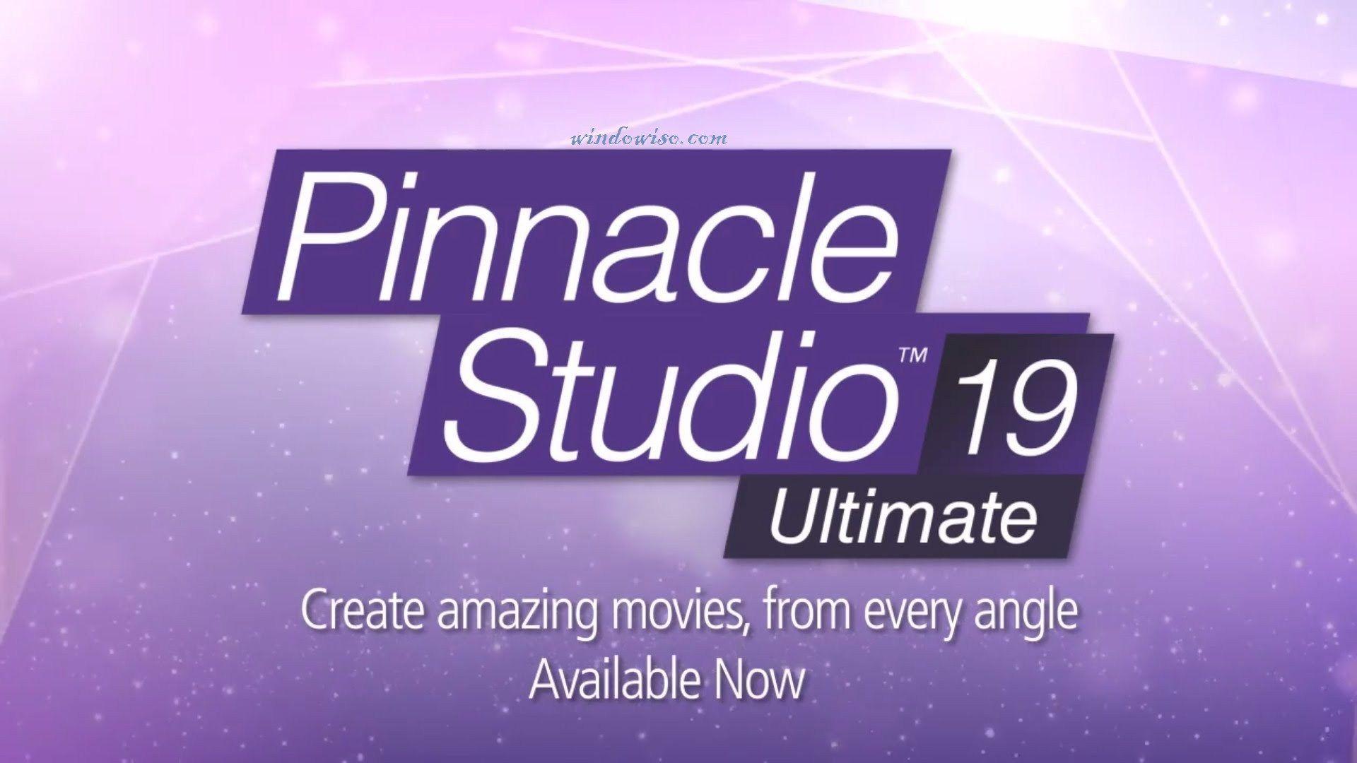 pinnacle studio 19 tutorial