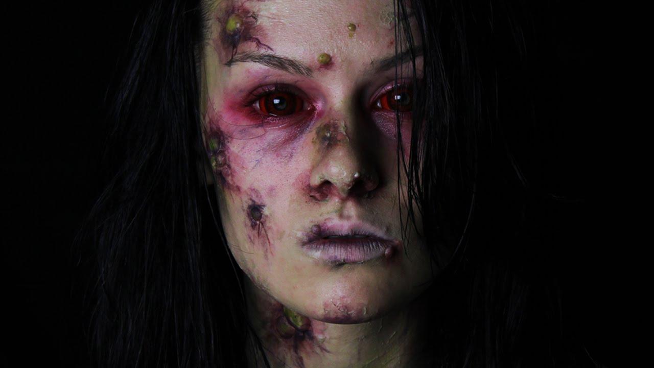 cute zombie makeup tutorial