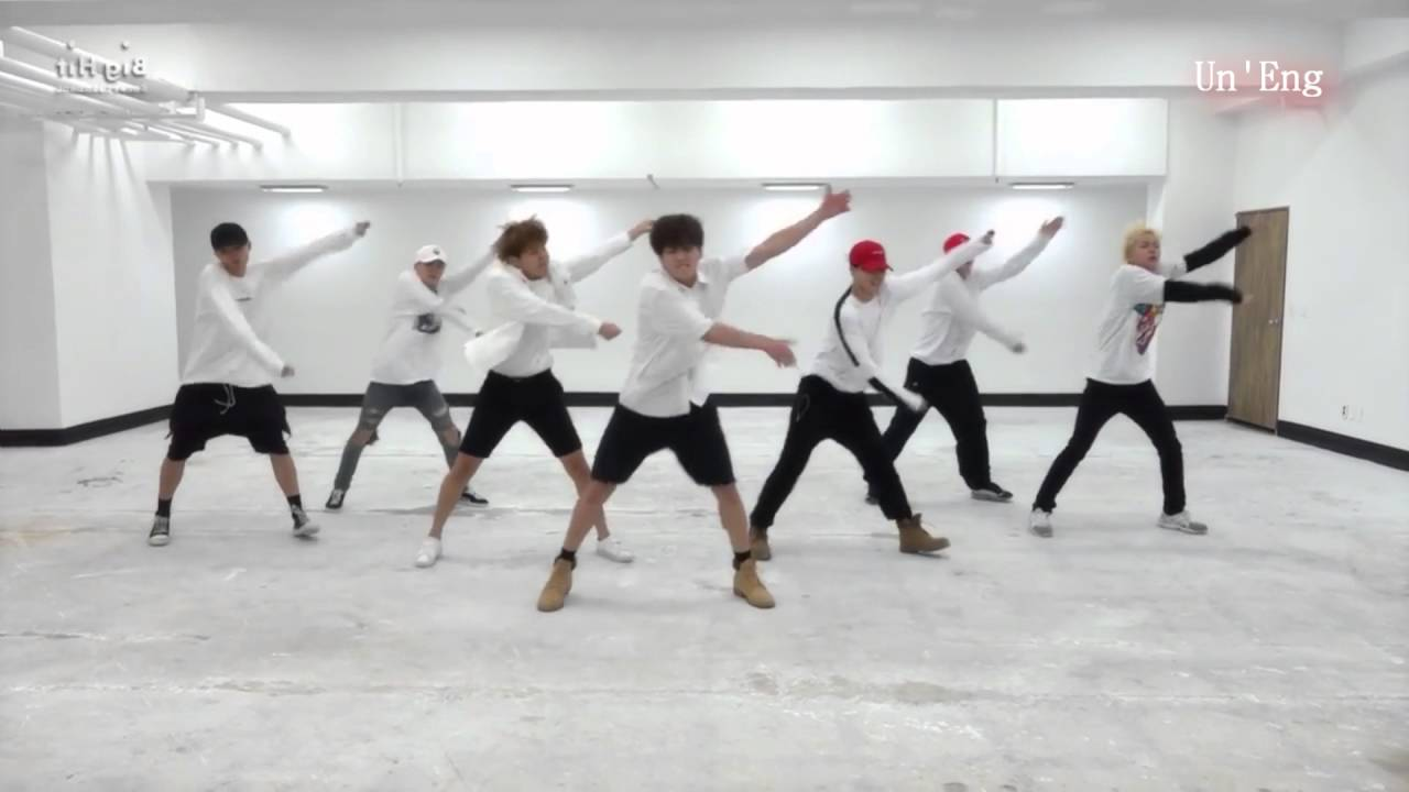 bts fire dance tutorial