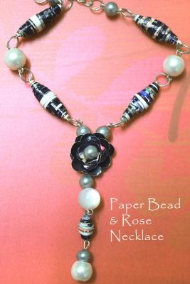 paper bead bracelet tutorial