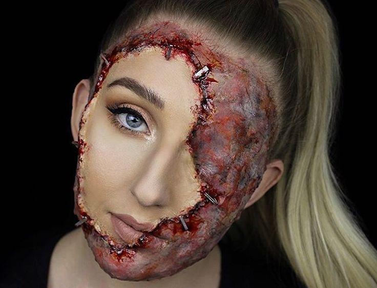 professional clown makeup tutorial