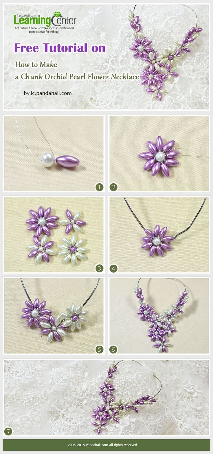 beaded pendant tutorial free