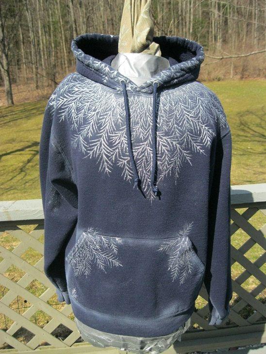 jack frost hoodie tutorial