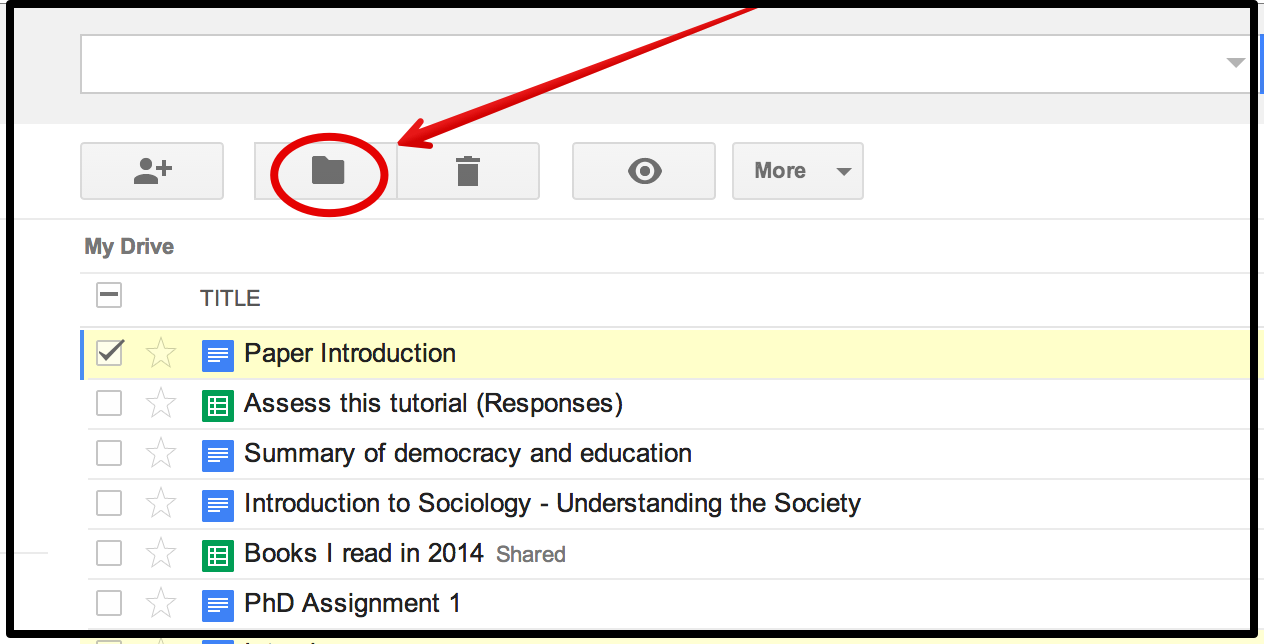 google drive tutorial for teachers