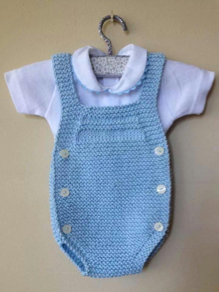 crochet baby romper tutorial