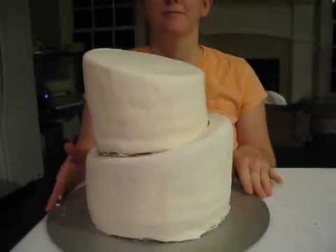 topsy turvy cake tutorial youtube