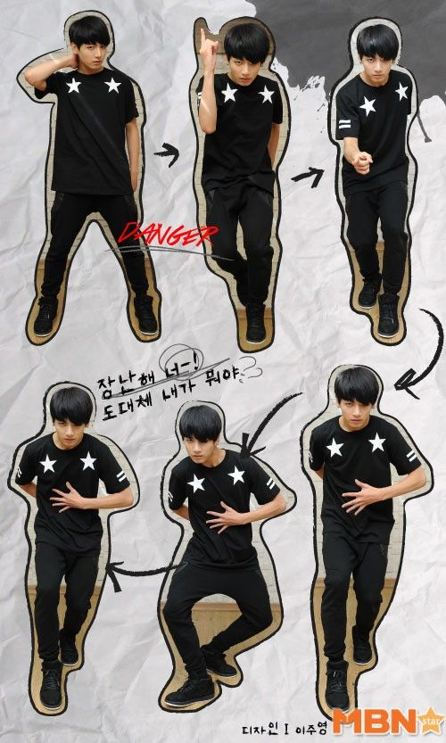 kpop dance tutorial step by step