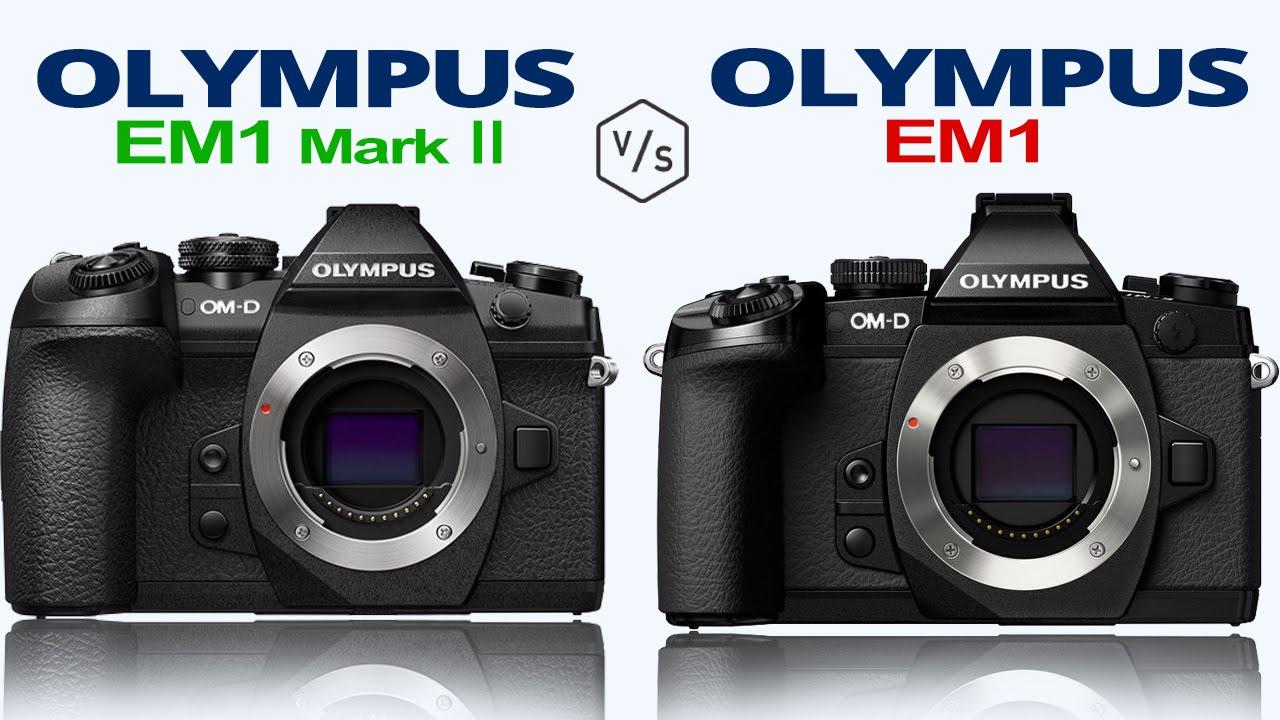 olympus omd em1 mark ii tutorial