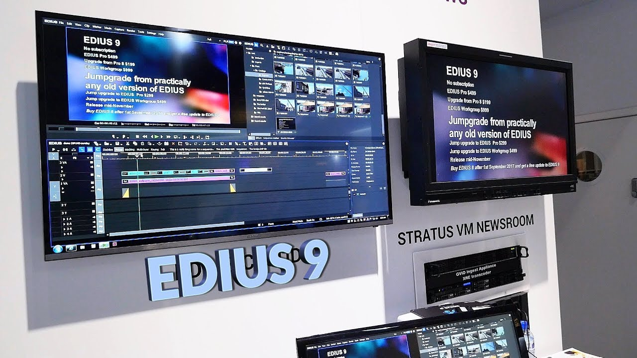 edius editing software tutorial
