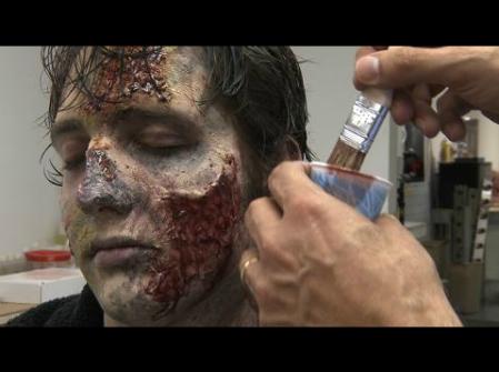 diy zombie makeup tutorial