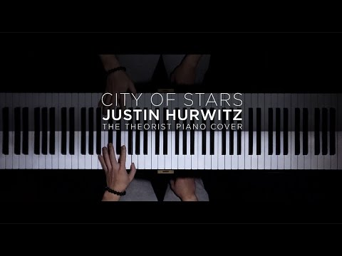 city of stars ryan gosling piano tutorial