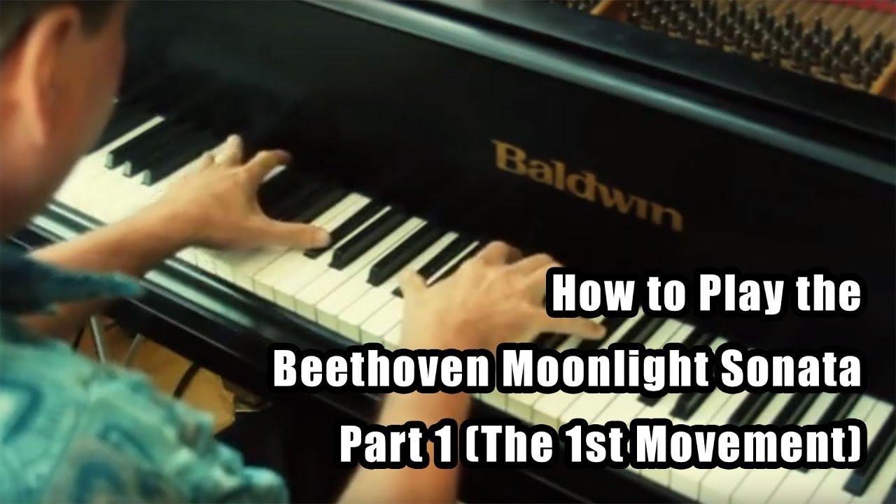 moonlight sonata tutorial part 1