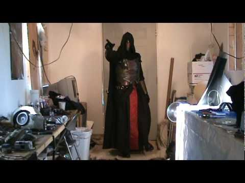 darth revan costume tutorial