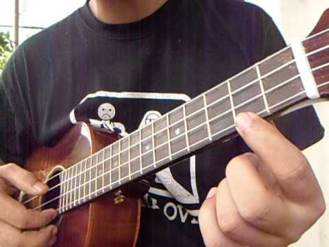 give me love ukulele tutorial