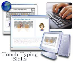 free training tutorial typing games
