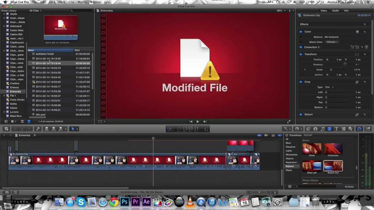 final cut pro 11 tutorial