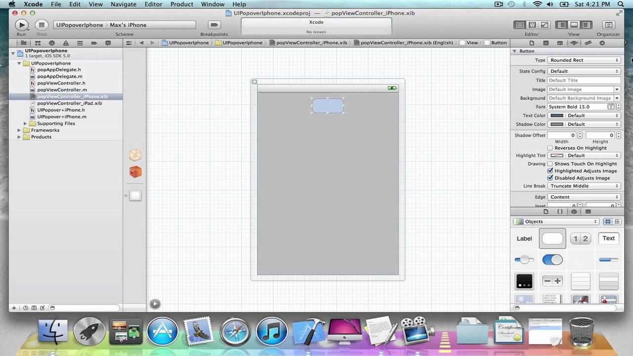 xcode apple watch tutorial