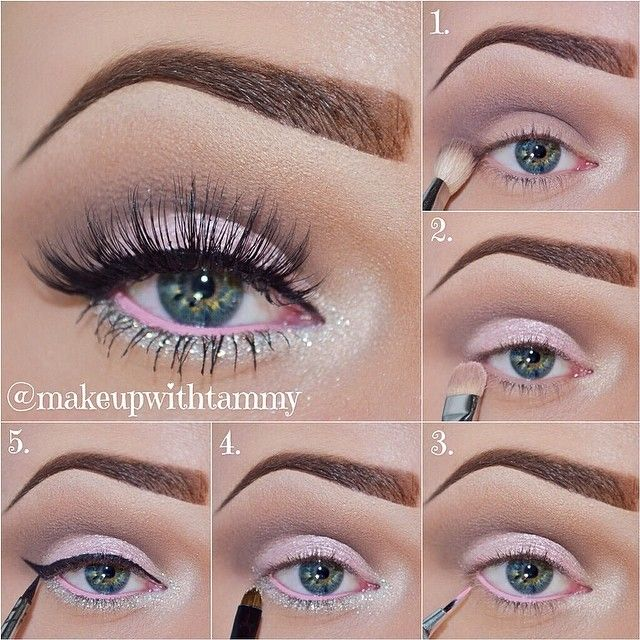 eyeshadow tutorial chocolate bar