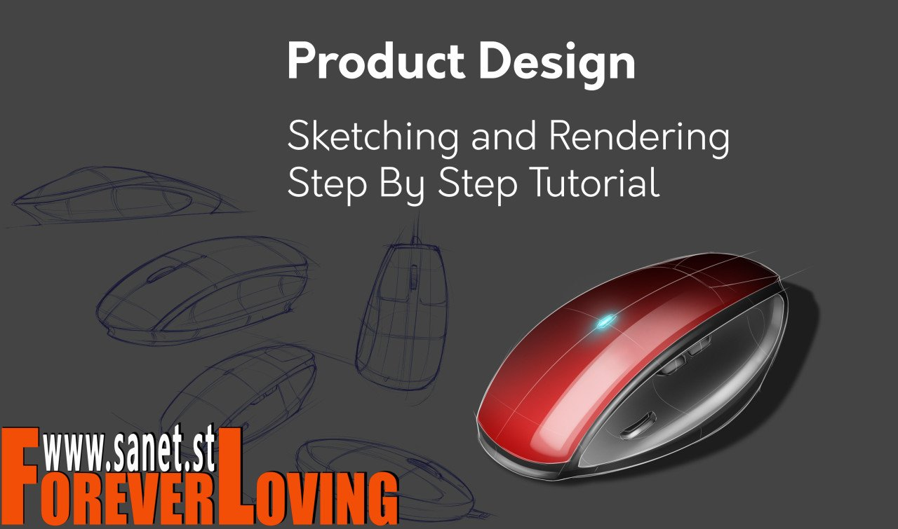 product design sketching tutorial