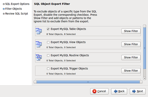 mysql workbench tutorial create database