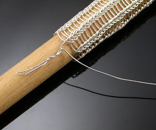 double viking knit tutorial