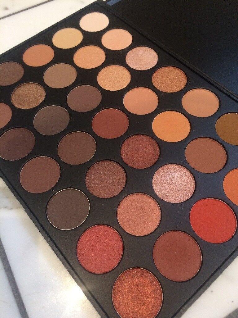 morphe 350 shimmer palette tutorial