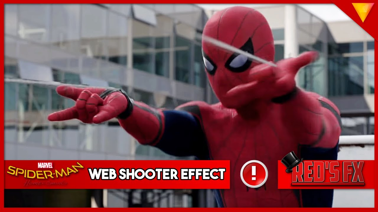 spiderman web shooter tutorial