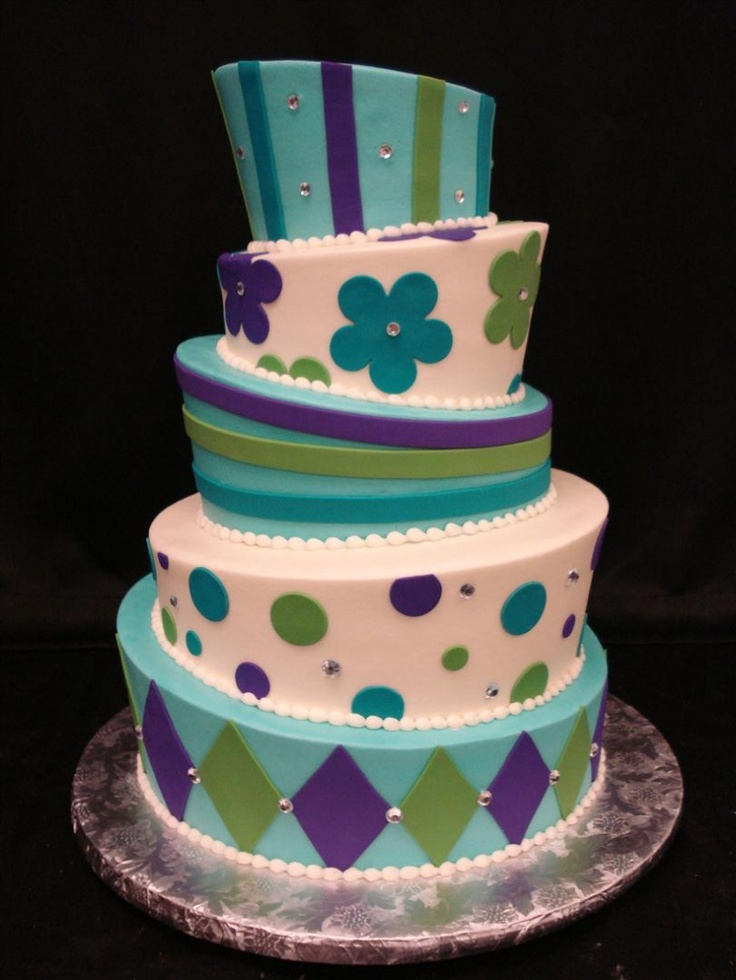 topsy turvy cake tin tutorial