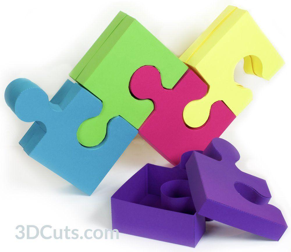 small lego puzzle box tutorial