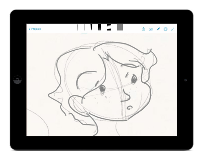 adobe sketch tutorial ipad pro