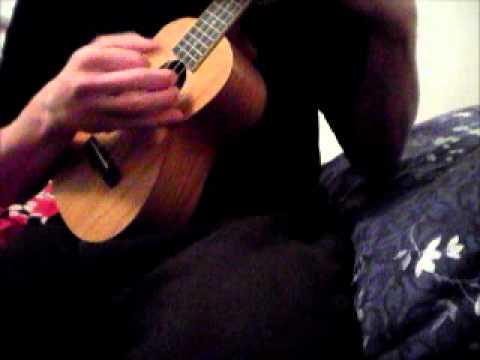 red red wine ukulele tutorial