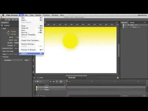adobe edge animate cc tutorial